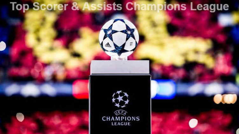 Top Scorer Liga Champions
